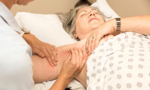 Может ли от простуды воспалиться лимфоузел в подмышке