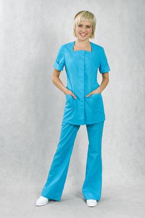 Фасон медицинского халата фото - Фасон.