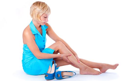 Если на ногах сильно болят вены